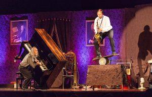 Gogol & Mäx - Concerto Humoroso @ Remstalhalle Waldhausen | Lorch | Baden-Württemberg | Deutschland