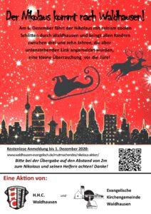 Nikolaus-Aktion Waldhausen